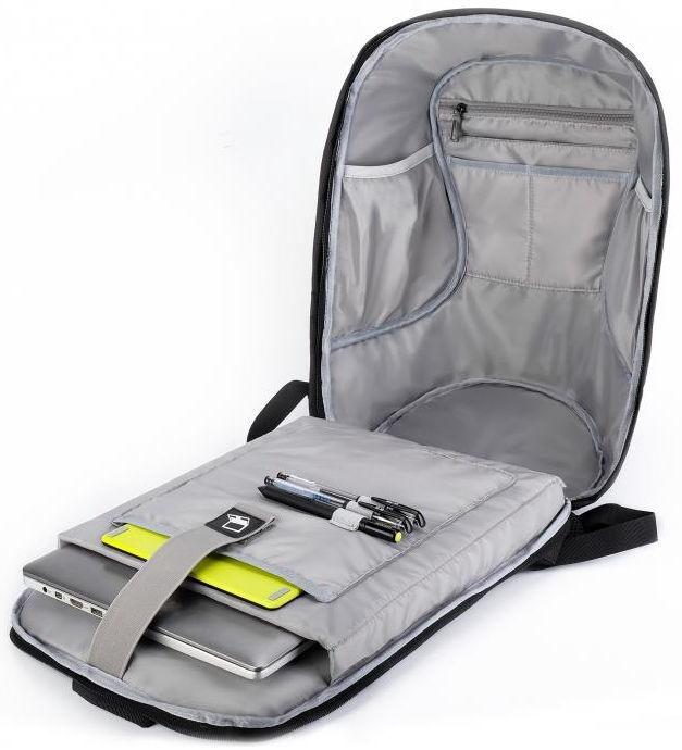 Рюкзак Sbox Florida, черный, 15.6″