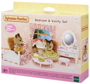 Epoch Sylvanian Families Bedroom & Vanity Set 5285