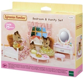 Žaislinė figūrėlė Epoch Sylvanian Families Bedroom & Vanity Set 5285