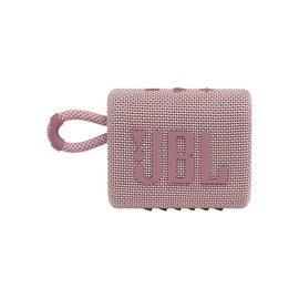 Belaidė kolonėlė JBL GO 3, rožinė, 4 W