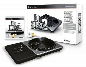 DJ Hero 2 incl. Turntable PS3