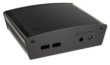 SilverStone Intel NUC Case Petit Series PT15 HDMI+DisplayPort