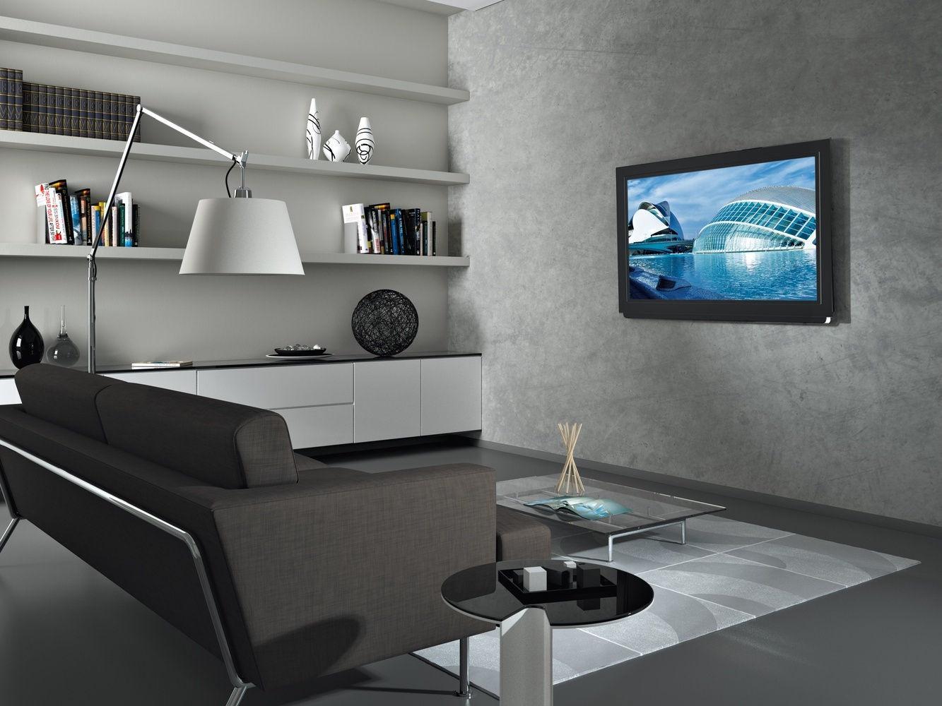 Meliconi Tv Meubel.Televizoriaus Laikiklis Meliconi Wall Bracket 26 40 Es200