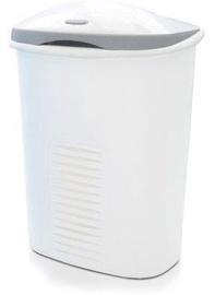 Meliconi Basket For Laundry 50l+10l White