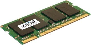 Crucial 2GB DDR2 PC2-6400 CL6 SO-DIMM CT25664AC800