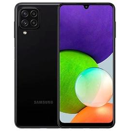 Мобильный телефон Samsung Galaxy A22, черный, 4GB/64GB