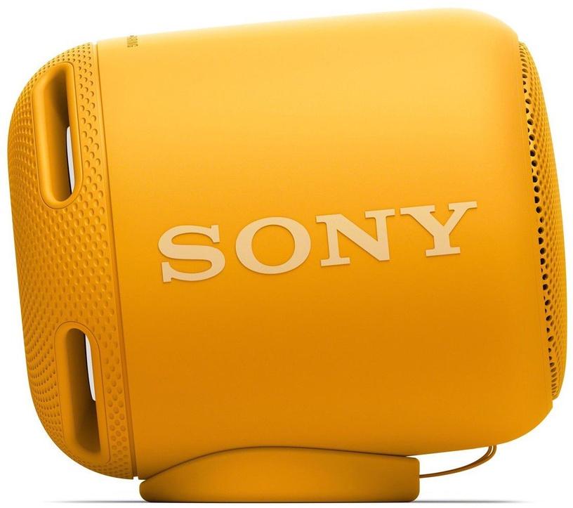 Belaidė kolonėlė Sony SRS-XB10 Bluetooth Speaker Yellow