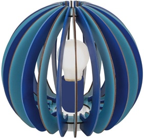 Eglo Fabella Table Lamp 42W E27 Blue