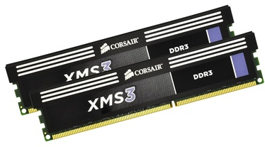 Corsair XMS3 8GB DDR3 CL9 KIT OF 2 CMX8GX3M2A1600C9