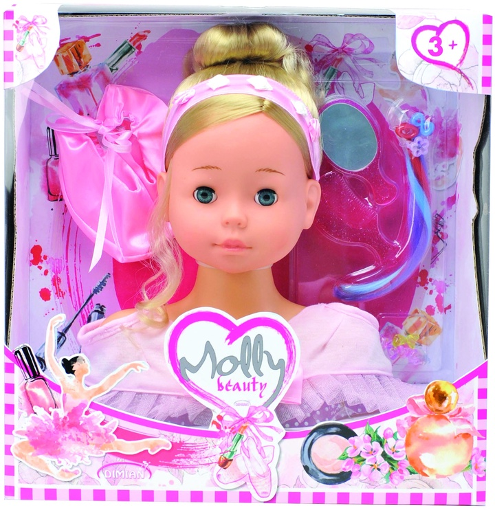 Dimian Molly Beauty Styling Head 40pcs BD1366
