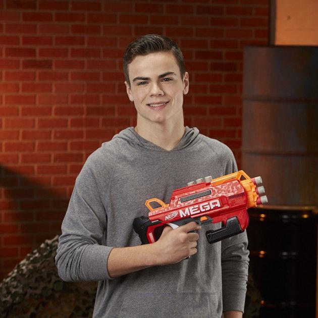 Rotaļlietu ierocis Hasbro Nerf N-Strike Mega Bulldog E3057EU4