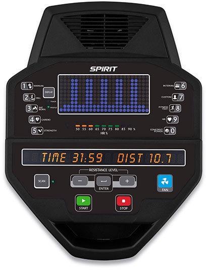 Spirit Elliptical CE800