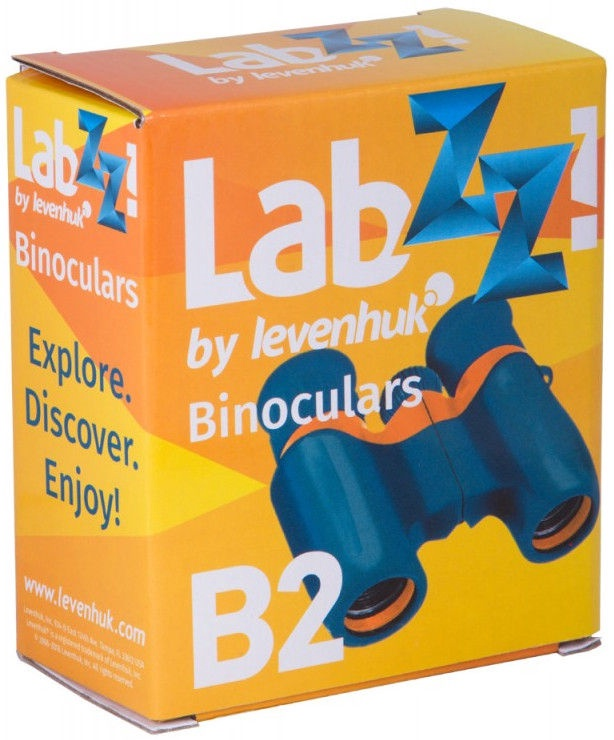 Levenhuk LabZZ B2 Binocular