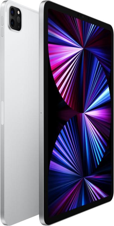Планшет Apple iPad Pro 11 Wi-Fi 5G (2021), серебристый, 11″, 16GB/2TB