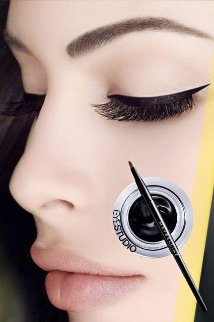 Maybelline Eye Studio Lasting Drama Gel Eyeliner 3g Black