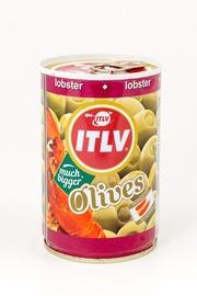 Žaliosios alyvuogės ITLV, su omarų įdaru, 314 ml