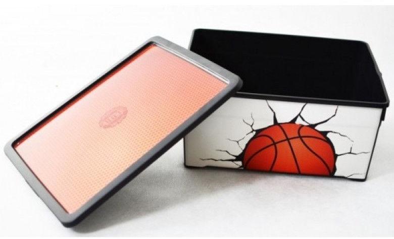 Curver Textile Box 18.5l Basketball