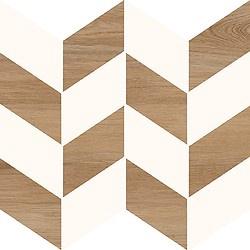 Cersanit Love You Mosaic Tiles 29x29cm White Full Satin