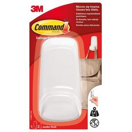 Kabliukas 3M Command 17088QC, 1 vnt.