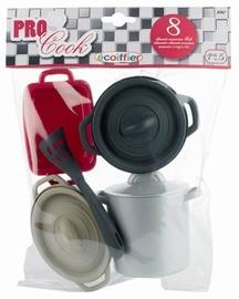 Ecoiffier Cookware Set 8/990S