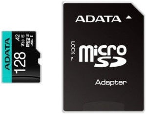 ADATA Premier Pro 128GB microSD UHS-I Class 10 w/Adapter