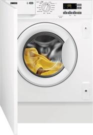 Įmontuojama skalbimo mašina Zanussi ZWI712UDWA