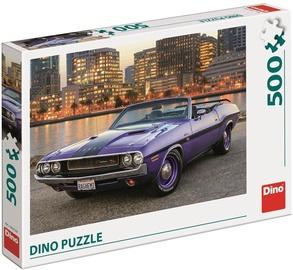 Dino Puzzle Dodge Car 500pcs