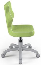 Детский стул Entelo Petit Size 4 VS05, зеленый/серый, 350 мм x 830 мм