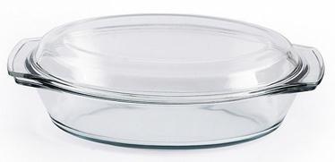 Fissman Aureli Oval Casserole With Cover 28x17x9cm 1.5l