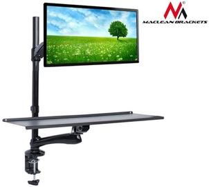 """Televizoriaus laikiklis Maclean MC-681 Desk Mount 13""""-27"""""""