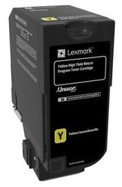 Lexmark 84C2HY0 Toner Cartridge Yellow