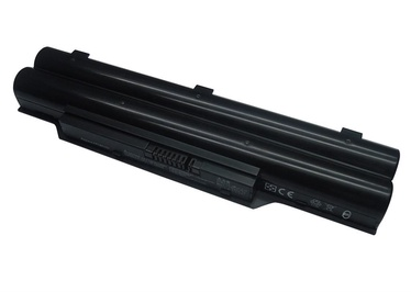 Whitenergy Battery For Fujitsu LifeBook Series 5200mAh Black