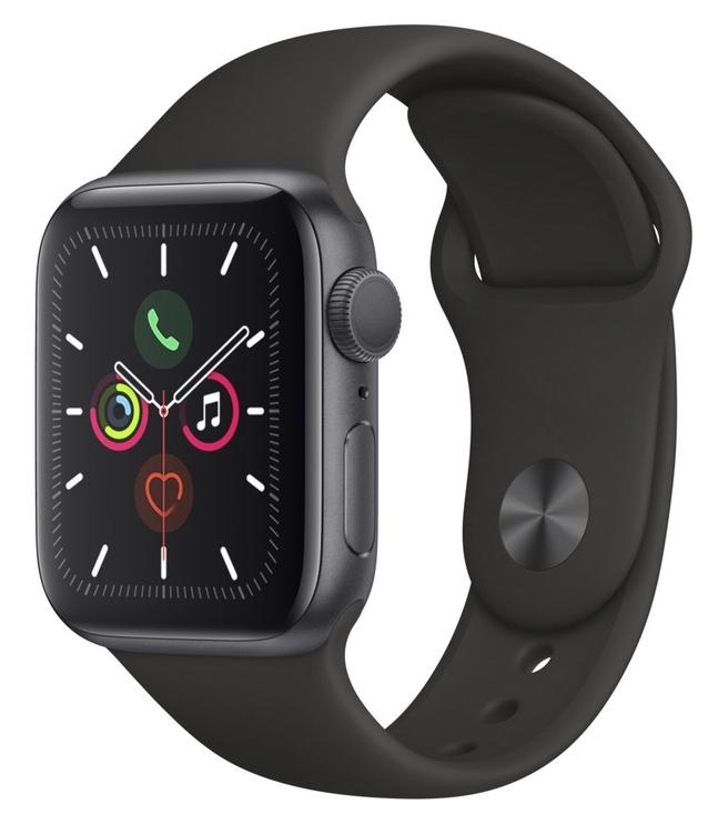 Išmanus laikrodis Apple Watch Series 5 40mm GPS Space Grey