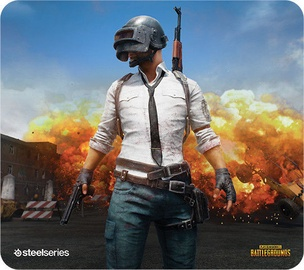SteelSeries QcK+ PUBG Edition Mouse Pad