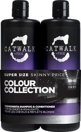 Tigi Catwalk Colour Collection Duo Kit Shampoo & Conditioner 2 x 750ml