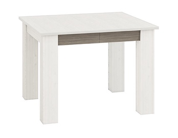 ML Meble Blanco Extendable Table 101/141/181cm White/Brown