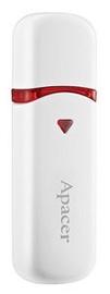 USB atmintinė Apacer AH333 White, USB 2.0, 64 GB