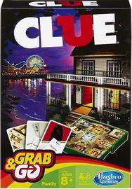 Galda spēle Hasbro Cluedo Travel B0999