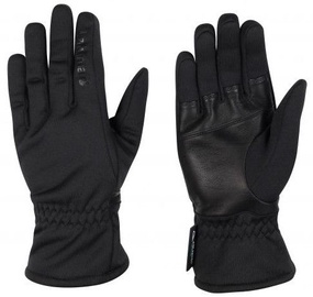 Pirštinės Lafuma Batz Leather, juodos, L