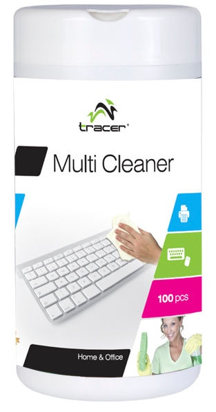 Tracer Multi Cleaner Tissues in a tube 100pcs