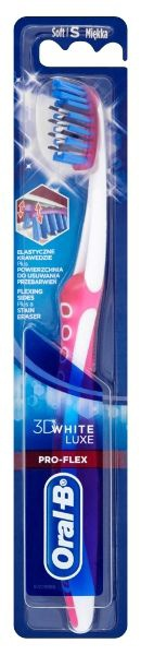 Oral-B ProFlex Luxe 3D White 38 Soft Toothbrush