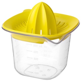 Brabantia Measuring Jug with Juicer Yellow 500ml