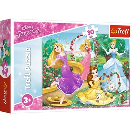 PUZLE 30 PRINCESSES 18267T