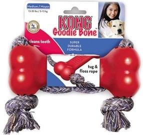 Rotaļlieta sunim Kong Goodie Bone Medium Red
