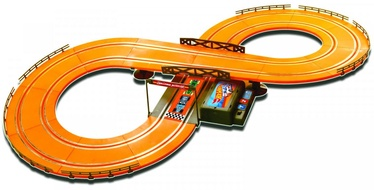 Brimarex Car Track Kidztech Hot Wheels 286cm Orange