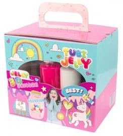 Tuban Tubi Jelly With Colors And Small Aquarium Unicorn 6pcs