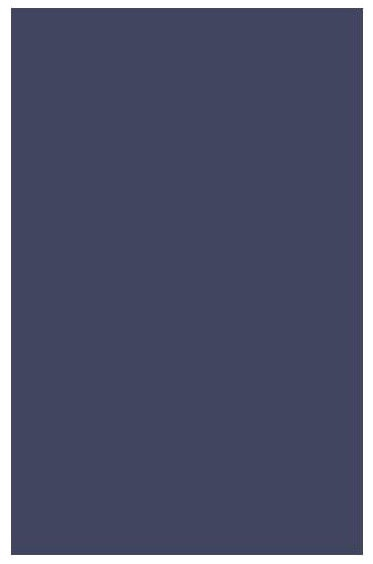 Herlitz Tablecloth 80x80 Dark Blue