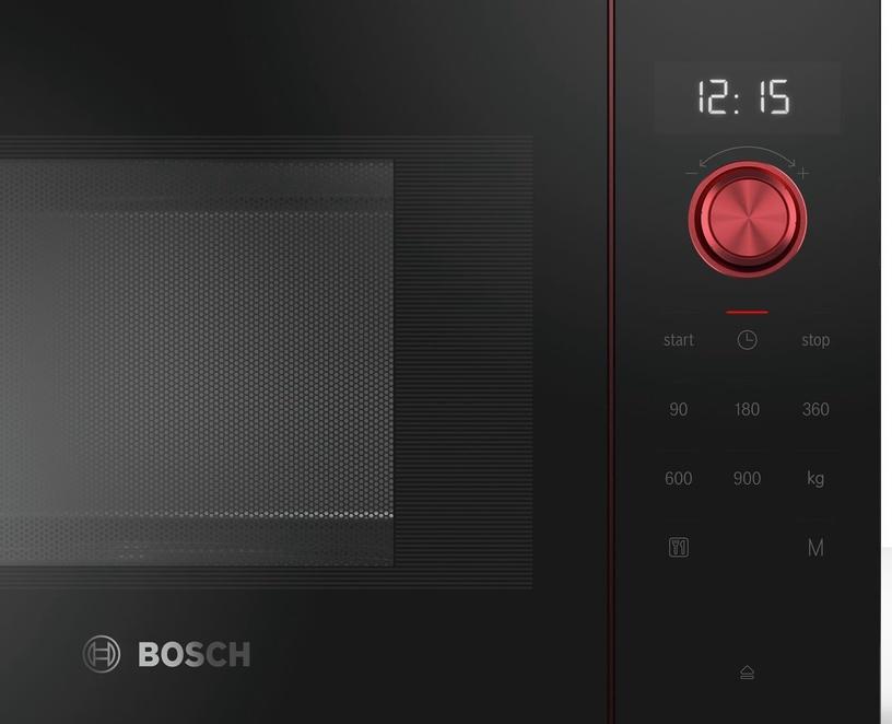 Bosch Microwave Serie 6 FFM553MF0 Black/Red