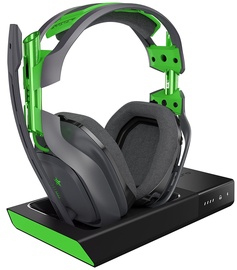 Ausinės Astro Gaming A50 Wireless Dolby 7.1 Headset With MixAmp Green