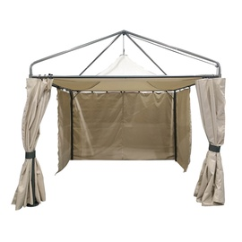 Pavėsinė Home4you Madrid Beige, 3x3m